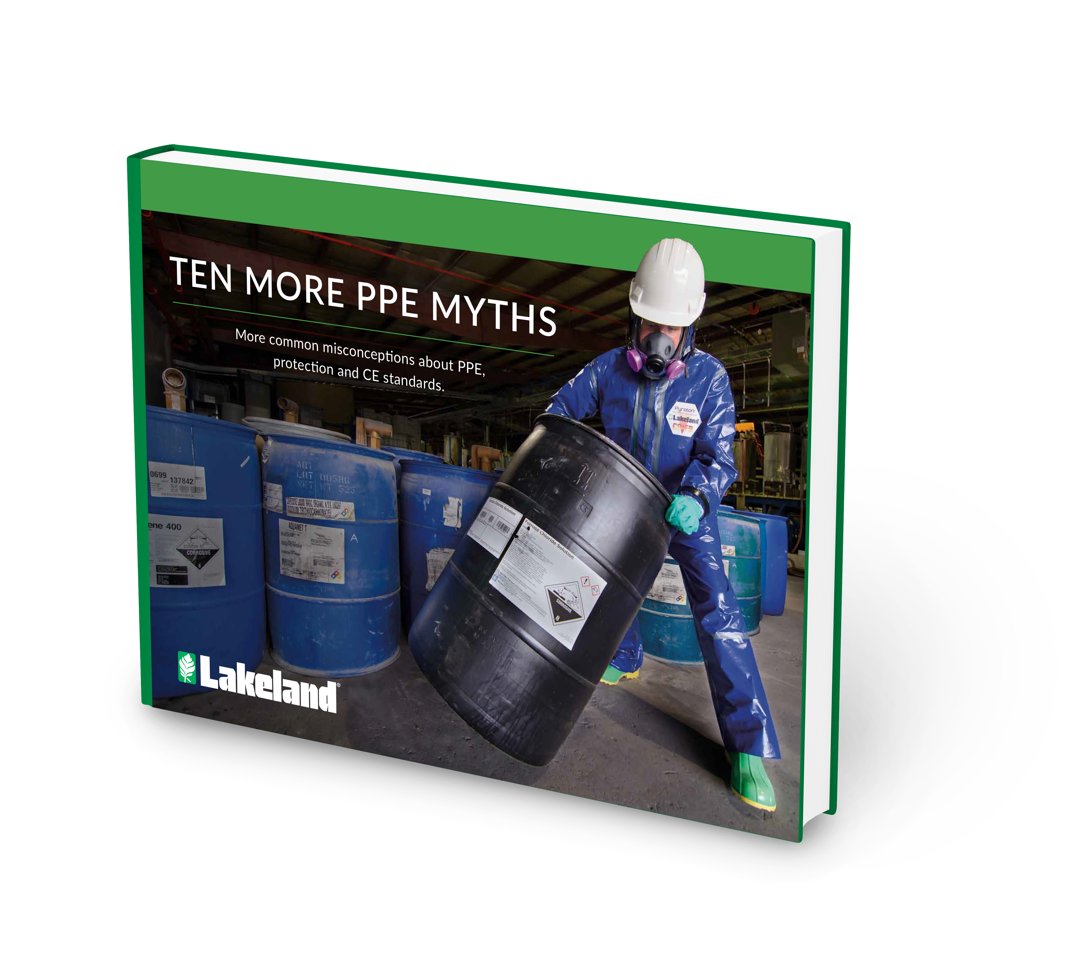 10 More PPE Myths graphic